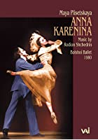 Maya Plisetskaya - Anna Karenina - The Bolshoi Ballet