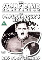 The Stan And Ollie Collection - The Paperhanger&#39;s Helper / Hop To It Bellhop