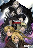 Fullmetal Alchemist - The Movie - Conqueror of Shamballa