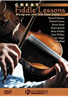 Great Fiddle Lessons - Bluegrass And Old-Time Style