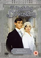 Upstairs Downstairs - Series 5 - Episodes 9 -16