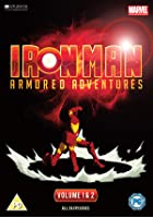 Iron Man - Armored Adventures Vol.1-2 - Complete