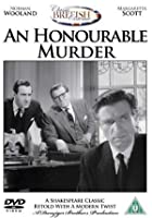 An Honourable Murder