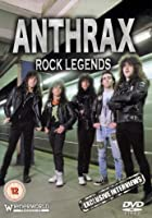 Anthrax - Rock Legends Unauthorised