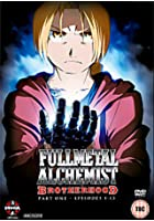 Fullmetal Alchemist Brotherhood Vol.1