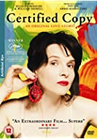 The Certified Copy