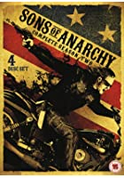 Sons Of Anarchy - Series 2 - Complete