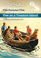 Enid Blyton&#39;s The Famous Five - Five On Treasure Island
