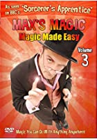 Max's Magic Vol.3 - Conjuring And Culinary