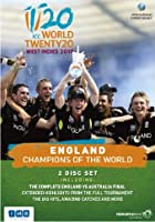 Twenty20 Cricket 2010 - England Champions Of The World