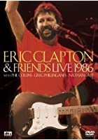 Eric Clapton And Friends - Live