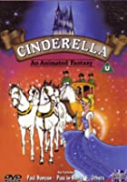 Cinderella - An Animated Fantasy