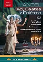 George Frideric Handel - Aci, Galatea E Polifemo