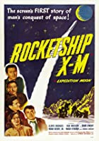 Rocketship X-M