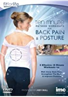 Back Pain and Posture - Ten Minute Workouts