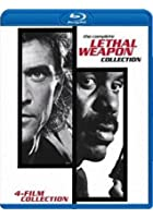 Lethal Weapon Collection - 1 - 4 Boxset