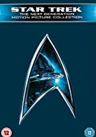 Star Trek The Next Generation: The Movies Box Set