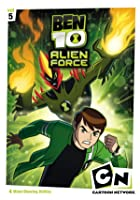 Ben 10 - Alien Force - Vol. 5