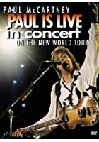 Paul McCartney - Paul Is Live In Concert