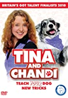 Tina and Chandi - Teach Your Dog New Tricks
