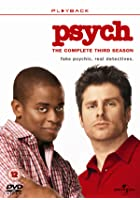 Psych - Season 3