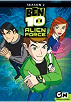 Ben 10 - Alien Force - S02 E01 - Darkstar Rising