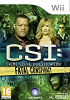 CSI: Crime Scene Investigation - Fatal Conspiracy