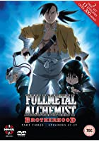 Fullmetal Alchemist Brotherhood Vol.3