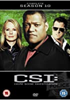 CSI - Crime Scene Investigation - Season 10