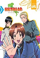 Hetalia Axis Powers - Series 1