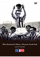 1954 FA Cup Final - West Bromwich Albion v Preston North End