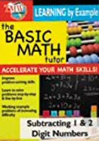 Basic Math Tutor - Subtracting 1 And 2 Digit Numbers