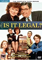 Is it Legal - Series 3 - Complete