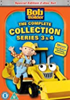 Bob The Builder - Series 3 And 4 - Complete