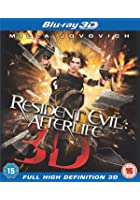 Resident Evil - Afterlife - 3D Blu-ray
