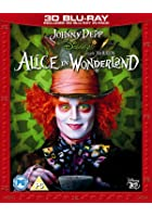 Alice in Wonderland - 3D Blu-ray