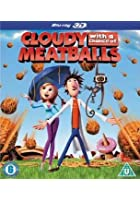 Cloudy With a Chance of Meatballs - 3D Blu-ray