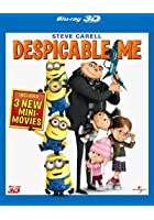 Despicable Me - 3D Blu-ray