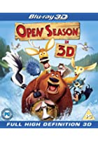 Open Season - 3D Blu-ray