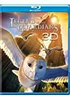 Legend of the Guardians - The Owls Of Ga'Hoole - 3D Blu-ray