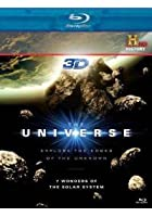 The Universe - 7 Wonders of the Solar System - 3D Blu-ray