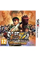 Super Street Fighter IV: 3D Edition - 3DS