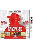 James Noir&#39;s Hollywood Crimes - 3DS