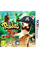 Rabbids Travel In Time 3D - 3DS