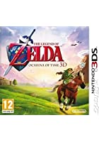 The Legend Of Zelda: Ocarina Of Time - 3DS