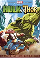 Hulk Vs Thor