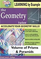 Geometry Tutor - Prism And Pyramids