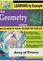 Geometry Tutor - Area Of Prisms