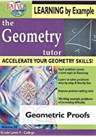 Geometry Tutor - Geometric Proofs