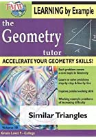 Geometry Tutor - Similar Triangles